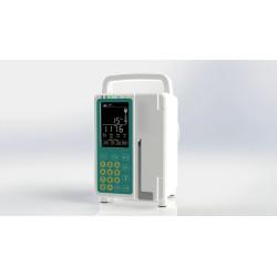 Infusion pump -Fingertip Peristaltic Pump
