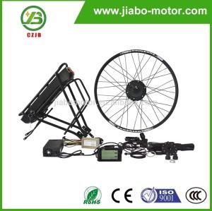 Jiabo JB-92C 48 v 350 w haute vitesse high torque arrière dc moteur pour vélo montagne conversion partie