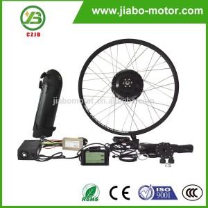 Jiabo jb-bpm hinten 36v/48v elektro-fahrrad bürstenlosen motor-kit mit lithium-batterie