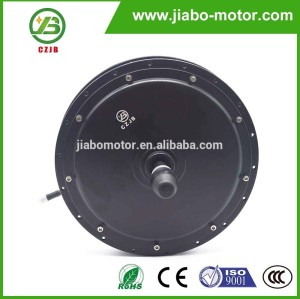 Jiabo jb-205/35 48v 1000w hohes drehmoment niedriger drehzahl elektro-fahrrad-hub dc-motor