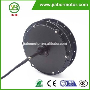 Jiabo JB-BPM bas régime vélo électrique à couple élevé brushless dc orientée hub moteur