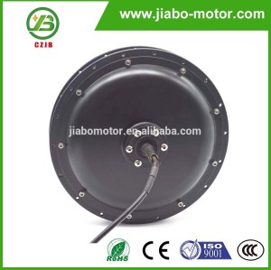 Jiabo JB-205 / 35 750 w brushless haute tension dc motor bike