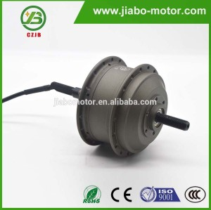 Jiabo JB-75A électrique petit moteur à courant continu fabricant 24 volt