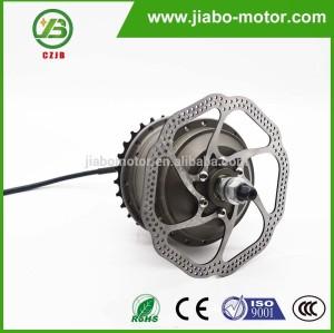 Jiabo jb-75a niedrigen drehzahlen bürstenlosen dc kleinen getriebe motor 36v