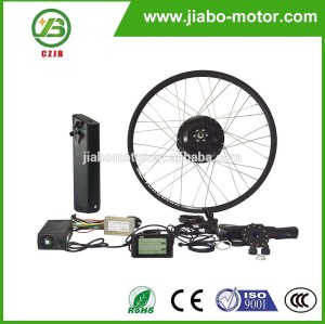 Jiabo JB-BPM ebike hub moteur kit de conversion avec batterie
