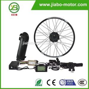 Jiabo JB-92C vélo électrique vert kit bicyclette à moteur chine