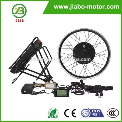 JIABO JB-205/35 48v 1000w electric front wheel bike conversion kit with battery