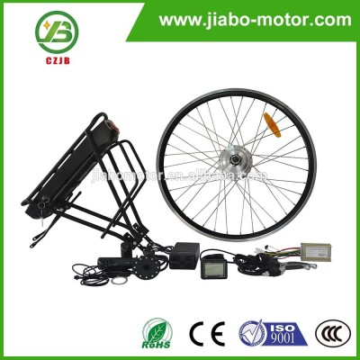 JIABO JB-92Q china bicycle 20 inch front wheel hub motor 350 watt conversion wheel kit for electric bike