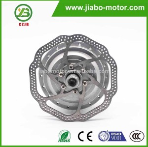 JIABO JB-92Q brushless dc geared hub motor wheel