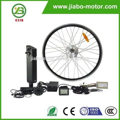 JIABO JB-92Q bicycle 20 inch front wheel hub motor 350 watt electric bike conversion motor kit china