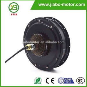 Jiabo JB-205 / 55 48 v 1200 w brushless dc électrique dans la roue moteur