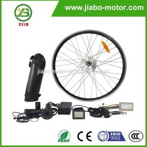 Jiabo jb-92q elektro-bike 20 zoll vorderrad nabenmotor 350 watt billige ebike umbausatz mit batterie