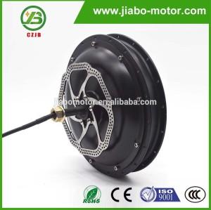 JB-205/35 high torque brushless 1000w 48v electric disc brake hub motor