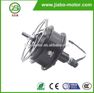 JB-92C2 magnetic 24v reduction geared electric motor with brake for bike