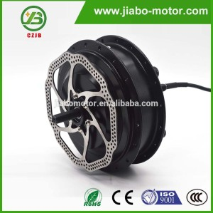 Jb-bpm magnétique frein brushless gearless hub motor 48 v 500 w
