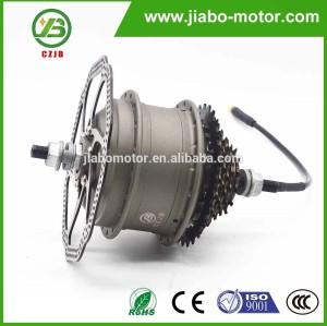 Jb-75a 24v ausgerichtet high-speed-mini batteriebetriebenen elektromotor mit bremse