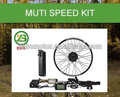Jb-205 / 35 électrique vélo et vélo hub motor 48 v 1000 w ebike kit avec batterie