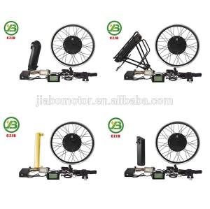 Jb-205/35 billige elektrische fahrrad und motorrad kit 48v 1000w mit batterie