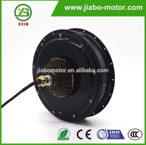 Jb-205 / 55 48 v 1.5kw frein à disque hub moteur pour véhicule électrique