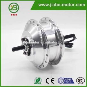 JB-92C brushless wheel dc hub 24v geared motor with brake