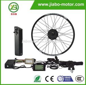 Jb-92c électrique bicycleand moyeu de vélo moteur kit avec batterie