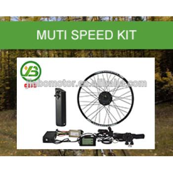 Jb-205 / 35 électrique 48 v 1000 w vélo et vélo kit frein à disque avec batterie
