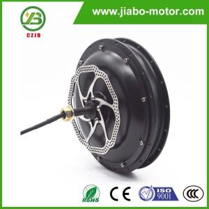 JB-205/35 high speed electric 36v 800w brushless hub motor