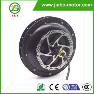 JB-205/35 electro brake 1000 watt brushless wheel dc motor