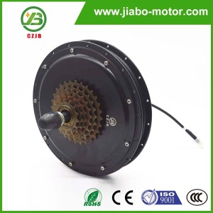 JB-205/35 brushless gearless high power bldc 1500w hub motor 48v