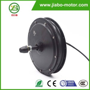 JB-205/35 brushless gearless hub dc electric motor 1kw for bicycle