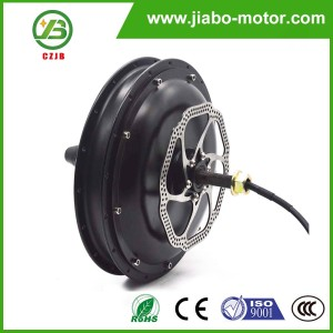 JB-205/35 low speed high torqu brushless rear hub dc motor 36v