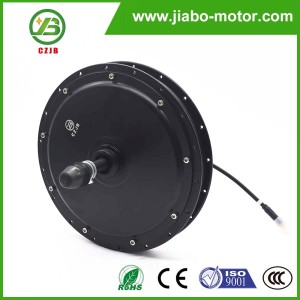 JB-205/35 electric dc motor hub 500 watts low rpm