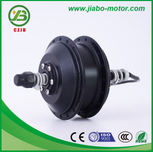 JB-92C magnetic brake gear reducer motor for electric vehicle