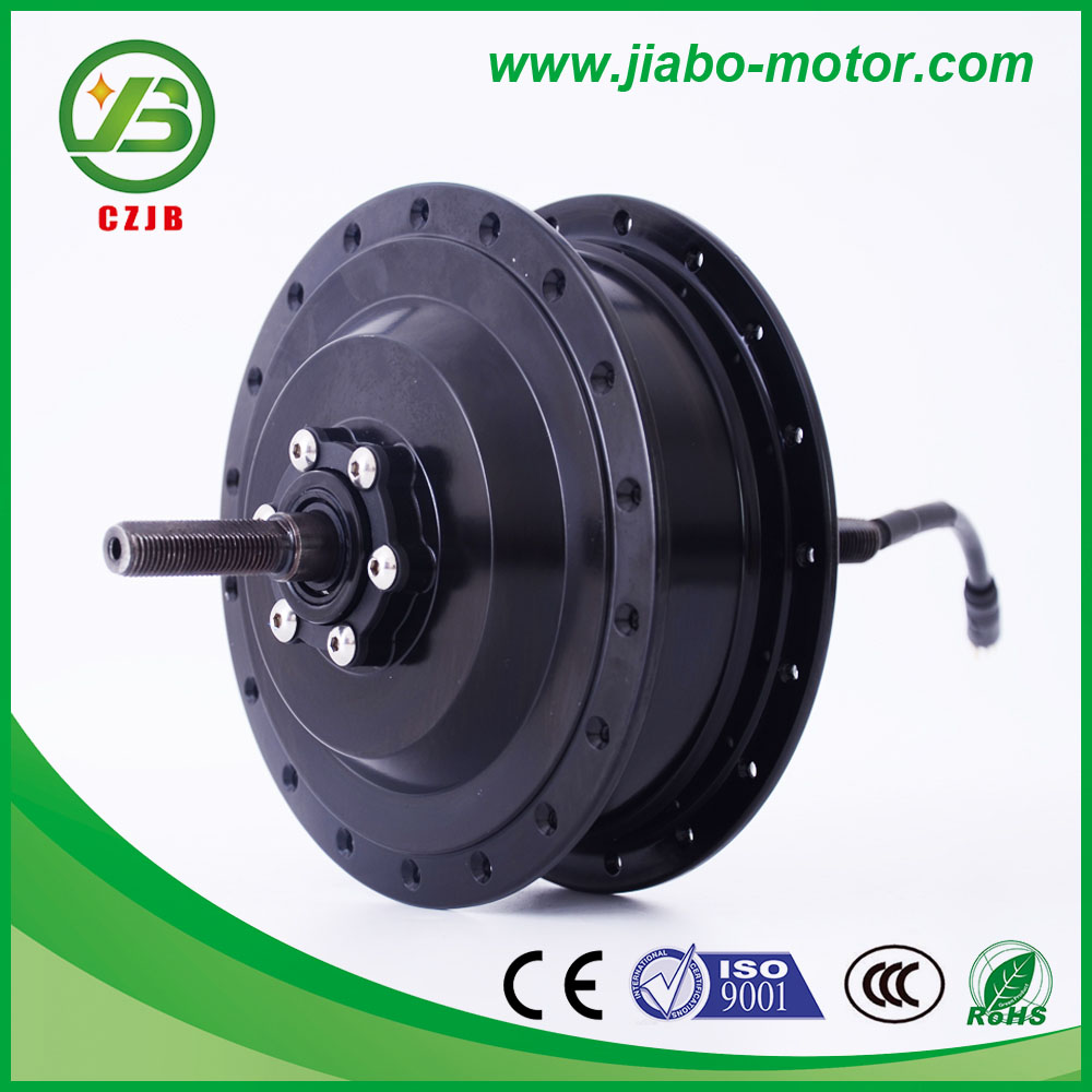 Jb 104c china 48v 500w brushless electric bicycle bldc for Electric bike rear hub motor