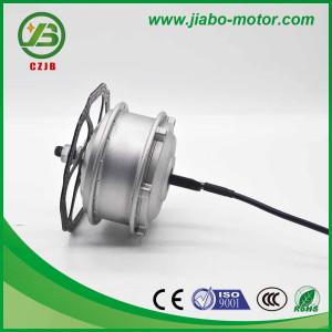 CZJB JB-92Q e-bike geared wheel front hub motor 36v