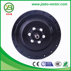 JB-104C Small DC Waterproof 48v 500w High Torque Brushless Hub Motor