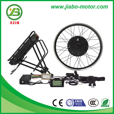 JB-205/35 ebike diy front wheel electric bicycle and bike conversion kit 48v 1000w with battery