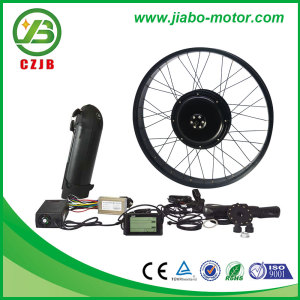 JB-205/55 diy 72v 2000w electric bike wheel motor conversion kit