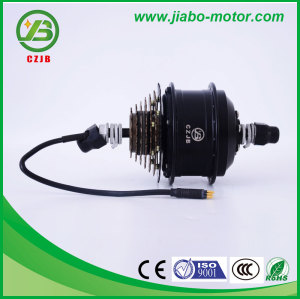 JB-75A gear low voltage lightweight electric dc motor rpm dc 24v