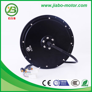 JB-205/55 2kw brushless dc permanent magnet motor parts and functions