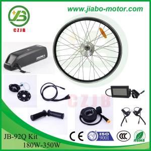 JB-92Q 26 inch front wheel hub motor 350 watt e-bike conversion kit