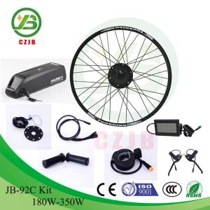 JB-92C electric bicycle and bike conversion ebike kit china