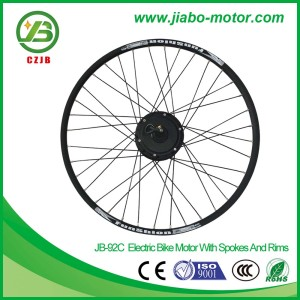 JB-92C High Torque 350w 20 Inch Electric Bicycle Motor Kit