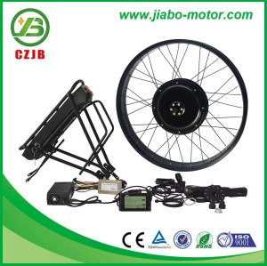 JB-205/55 1500 Watt Rear Fat Tire Electric Bike Hub Motor Kit For Beach Bike