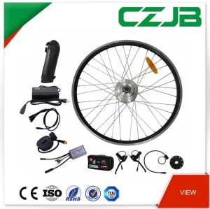 JB-92Q cheap 36v 350w electric front wheel bicycle conversion kit