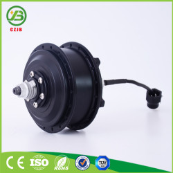 CZJB-92Q 36v 250w gear  brushless front wheel electric bicycle motor