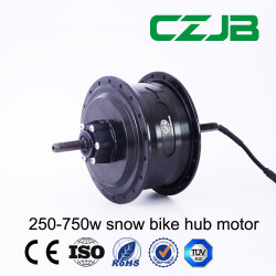 JB-104C2 750w Fat Tire Diy High Torque Brushless E-bike Gear Motor