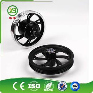 JB-75/12'' electric bicycle 12 inch brushless wheel hub motor