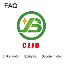 【CZJB】These FAQ You Should Concern Of Ebike Motor and Electric Bike Kit