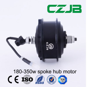 JB-92Q ebike 350 watt 20 inch geared front electric bicycle hub motor